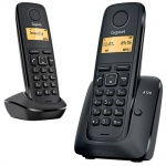 Gigaset DECT A120 Black Duo, 4250366827032
