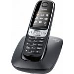 Gigaset DECT C620 - shiny black, S30852-H2403-R601