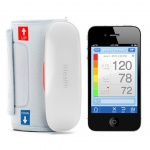 iHealth BP5 Bluetooth měřič krevního tlaku, IH-BP5
