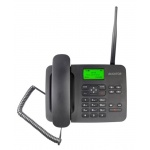 ALIGATOR T100 Stolní telefon na simkartu Black, AT100B