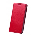 Pouzdro RedPoint Book Slim iPhone 6 Red, BSMP-01R-Iph6