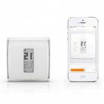 Netatmo Thermostat  Wi-Fi termostat pro iOS/Android zařízení, NTH01-EN-EU