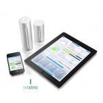 Netatmo Urban - Meteostanice pro Android a iOS, NWS01-EC-ALU