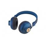 MARLEY Positive Vibration 2.0 Bluetooth - Denim, bezdrátová sluchátka přes hlavu, EM-JH133-DN