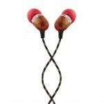 MARLEY Smile Jamaica - Fire, sluchátka do uší s ovladačem a mikrofonem, EM-JE041-FI