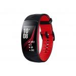 SAMSUNG Gear Fit2 Pro, Red/Black, SM-R365NZRAXEZ
