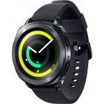 SAMSUNG Gear Sport, Black, SM-R600NZKAXEZ