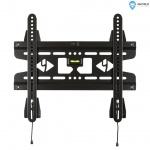 """4W Fixní držák pro LCD 25-42"""" SLIM nosn. 45kg BLK, 07473-BLK"""