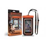SEAWAG Voděodolné pouzdro pro telefon Černá/Oranžová, SEAWAG_B5X