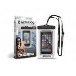 SEAWAG Voděodolné pouzdro pro telefon Bílá/Černá, SEAWAG_W1X