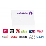 Ab-Com Dekódovací karta Voľná Telka, CARD VOLNA TELKA