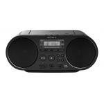 Sony mp3/CD/Radio přehrávač ZS-PS50CP,černý, ZSPS50B.CET