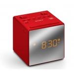 Sony radiobudík ICF-C1T, Duální alarm, červený, ICFC1TR.CED