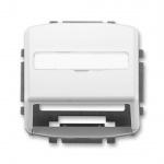 Tango kryt zásuvky komunikační bílá, 5014A-A100 B