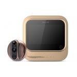 Abb Dveřní kukátko digitální Wi-fi VEIU Smart copper (měď), VEIU Smart copper
