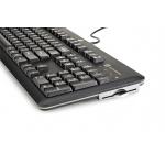 HP USB SmartCard CCID Keyboard CZ, E6D77AA#AKB