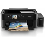 EPSON L850, A4, 5 ppm, 6 ink ITS, C11CE31401