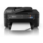 EPSON WorkForce WF-2750DWF,4800x1200 dpi,33/20 ppm + černý XL inkoust, C11CF76402