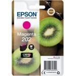 EPSON singlepack,Magenta 202,Premium Ink,standard, C13T02F34010