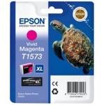 EPSON T1573 Vivid Magenta Cartridge R3000, C13T15734010 - originální