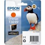 EPSON T3249 Orange, C13T32494010 - originální