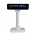VFD zákaznický displej Virtuos FV-2030B 2x20, seriál, bílý, EJG1006