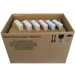 Epson Pokladní Systémy DVD-Mediakit DISCPR(900TY DVDs+1set Ink)voděodolný, 5115079