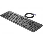 HP PS/2 Slim Business Keyboard - CZ, N3R86AA#AKB