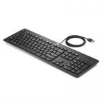 HP USB Slim Business Keyboard - SK, N3R87AA#AKR