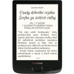 E-book POCKETBOOK 616 Basic Lux 2, Obsidian Black, PB616W-H-WW