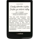 E-book POCKETBOOK 627 Touch Lux 4, Obsidian Black, PB627-H-WW