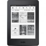 Amazon Kindle Paperwhite 3 2015, bez reklam, černá, V7002175822
