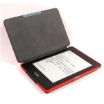 C-TECH pouzdro Kindle Paperwhite 3 hardcover,červe, AKC-05R
