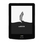 "Čtečka InkBOOK Prime - 6"", 8GB, 1024x768, Wi-Fi, BT, Black, INKBOOK_PRIME"