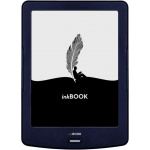"Čtečka InkBOOK Lumos - 6"", 4GB, 800x600, Wi-Fi, Black, INKBOOKD61FL"