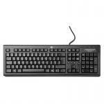 HP Classic Wired Keyboard, WZ972AA#AKB
