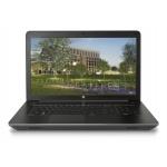 HP ZBook 17 G4 FHD/i7-7700HQ/8G/256G/NVIDIA M2200/VGA/DP/RJ45/WFI/BT/MCR/FPR/3RServis/W10P, Y6K23EA#BCM