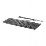 HP USB Business Slim Smartcard Keyboard, Z9H48AA#AKB