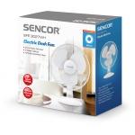 SFE 3027WH stolní ventilátor SENCOR