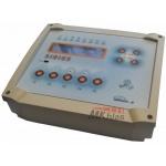 ŠKOLNÍ ZVONĚNÍ SIRIUS-B S MP3, DCF/GPS šedá