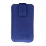 Pouzdro Colour Modrá V10, 8591194071676