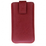 Pouzdro Colour V21 (9,1x17,5cm), červená 8591194097669
