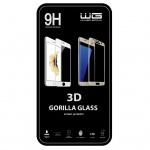 Tvrzené sklo 3D iPhone 7 Plus/8 Plus (Bílé) 6160