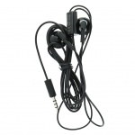 WH-109 Nokia Stereo 3,5mm Headset Black (Bulk), 15222