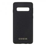 GUHCS10PIGLBK Guess Iridescent Zadní Kryt Black pro Samsung G975 Galaxy S10 Plus, 2445633