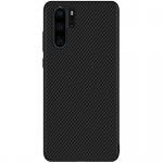 Nillkin Synthetic Fiber Ochranný Zadní Kryt Carbon Black pro Huawei P30 Pro, 2444762
