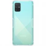 Nillkin Nature TPU Kryt pro Samsung Galaxy A71 Transparent, 2450394