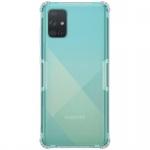 Nillkin Nature TPU Kryt pro Samsung Galaxy A71 Grey, 2450395