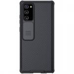 Nillkin CamShield Pro Zadní Kryt pro Samsung Galaxy Note 20 Black, 2453290