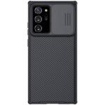 Nillkin CamShield Pro Zadní Kryt pro Samsung Galaxy Note 20 Ultra Black, 2453291